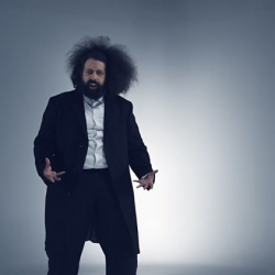Reggie Watts – If You're Fucking, You're Fucking