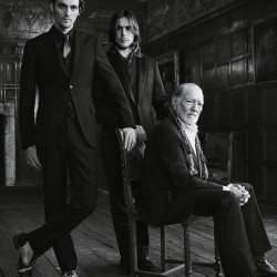 Willie Nelson and Sons for John Varvatos