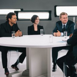 "The Hollywood Reporter ""Interstellar"" roundtable on PBS"